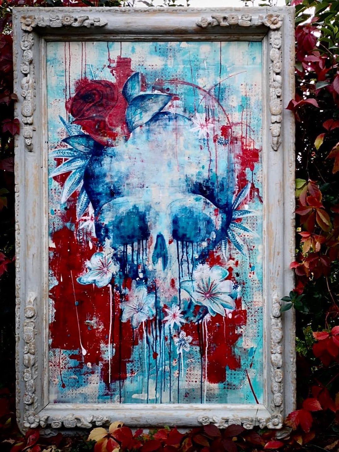 Peinture sur Toile Gimme Roses