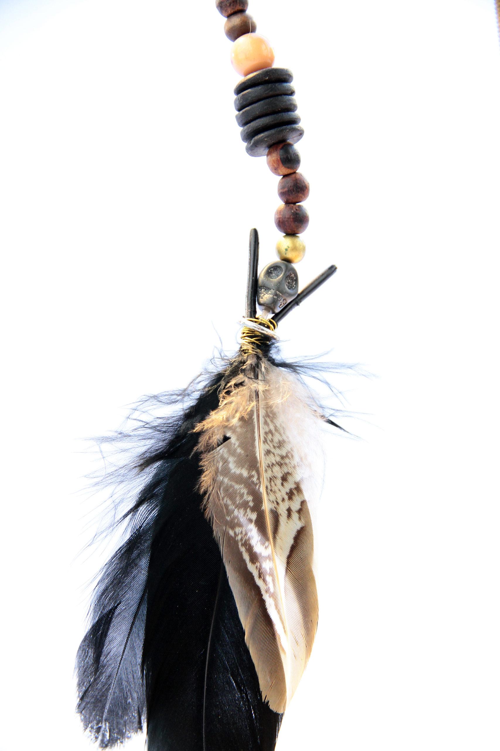 Miss Vitriol - Custom Skull Bouc
